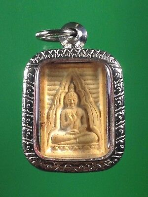 Thai Amulet Art siam PHRA SOMDEJ Magic Powder LP Sod 4th