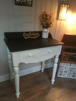 Shabby Chic ~ Pine Washstand With Drawers