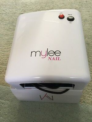 Mylee Nail Professional UV Gel Lamp (white)