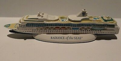 Radiance of the Seas Royal Caribbean Cruise Ship Model 10 1/4 inch