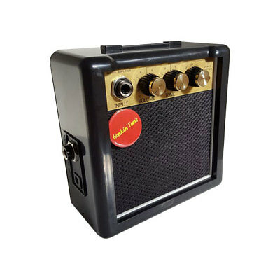 Mini Harp Amp Harmonica Amplifier 3W - Use with a mic for Chicago blues tone!