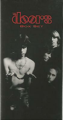 The Doors - 4 CD- Box Set - Warner 755962123-2 -  Neu OVP  - Factory Sealed