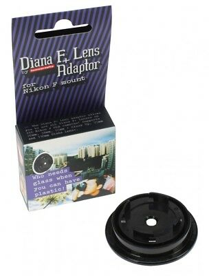 Lomography Diana lens adapter Nikon F Mount