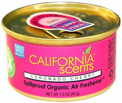California Scents Spillproof Organic Air Freshener FOR Car office Home