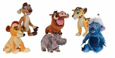 Disney Lion Guard 30cm Soft Plush Toy Figures 6 to Choose 7112