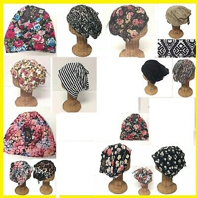 WHOLESALE Lot of 19 Knit Beanie Hats Caps Head wraps Neck Warmer High quality