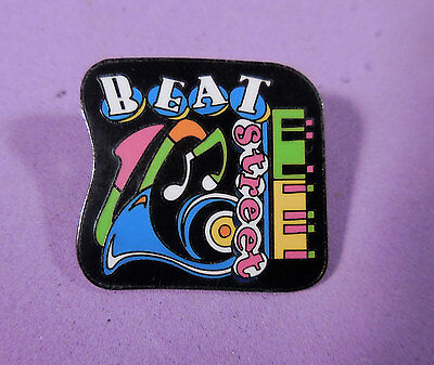 Disney Cruise Line 1999 Discontinued BEAT STREET Pin
