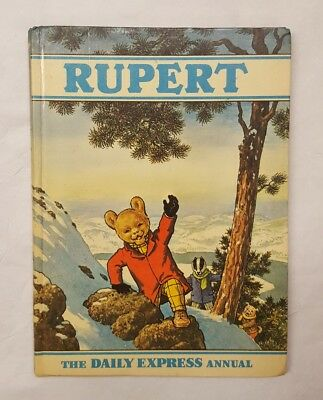Vintage Rupert annual 1970 tidy condition (6.5)