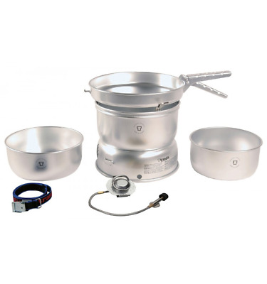 Trangia 27-1 Alloy Pans with Gas Burner