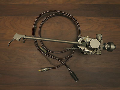 Audiocraft - Ultracraft AC-3000 Silver One-Point Tonearm with SPU type armwand