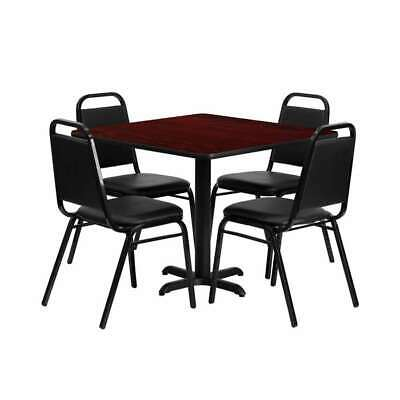 Flash Furniture  Pub Tables & Sets - HDBF1010-GG