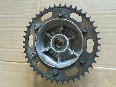 Hyosung gt650 comet rear sprocket and carrier   ref/1G