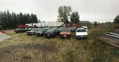 1969 Saab Other  Lot of Saab Cars and parts