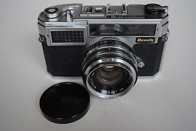 Vintage 'Beauty Lightomatic II' 35mm rangefinder film camera