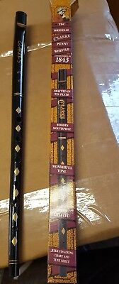 Clarke Original C Standard Penny Tin Whistle - Key Of C - new in Box