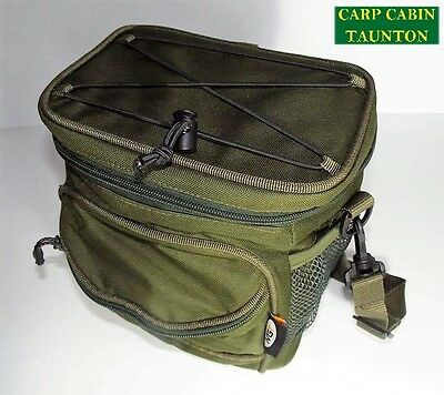 New NGT xpr cooler bag for food or bait boilies for carp fishing 21.5x15x22cm