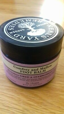 Neals yard Comfrey and Mallow Foot Balm brand new and sealed
