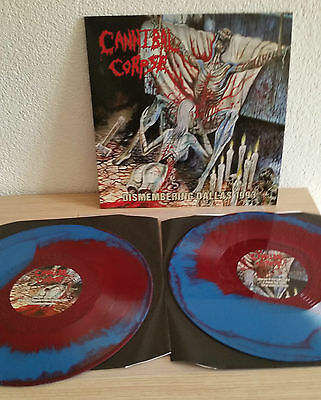 Cannibal Corpse - Dismembering Dallas - Double Lp - Mint - Limited 250 Copies