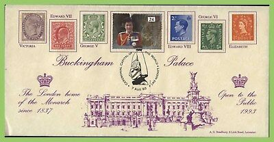 G.B. 1993 Opening of Buckingham Palace commemorative cover