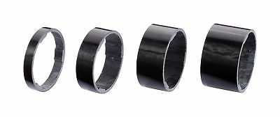 Ultra Space Headset Spacers Light Weight 1.1/8 Carbon BHP-35
