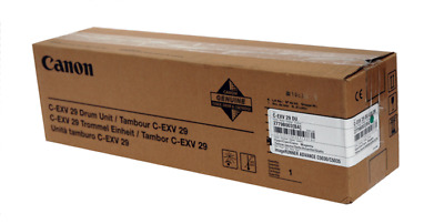 CANON C-EXV 29 DRUM UNIT DU COLOUR 2779B003[AA] New Genuine Original