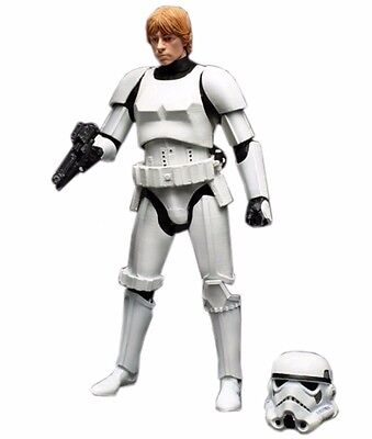 STAR WARS BLACK Series LUKE SKYWALKER in STORMTROOPER Action Figure TAKARA TOMY