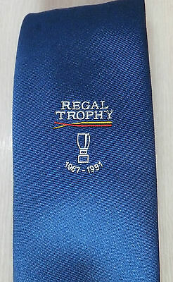 Regal Trophy (Rugby League) 1967-1991- Mans Tie -*new* -Vintage -Collectable