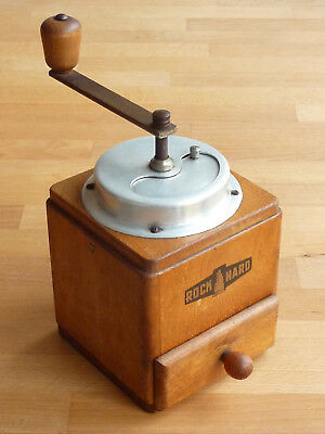 Vintage American Rock Hard Coffee Grinder