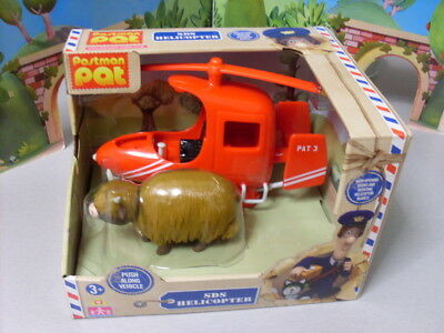 Postman Pat Sds  Helicopter & Daisy The Runaway Cow    New