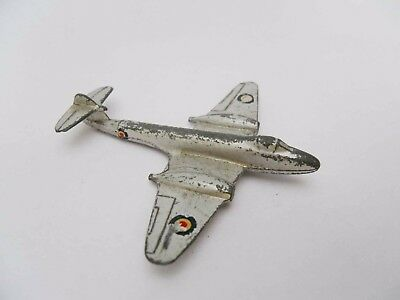 Vintage Dinky 732 Gloster Meteor Aircraft. 1952-62.
