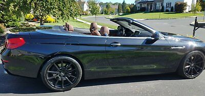 2014 BMW 6-Series  2014 BMW 640 xi  Convertible- Dinan Wheels - Fully Loaded - Canyon Seating - Nav