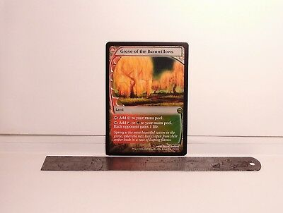 Grove of the Burnwillows - MTG - Magic the Gathering-Future Sight - Near Mint/NM