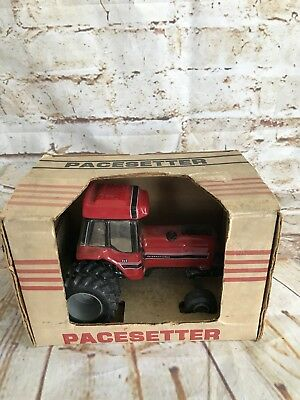Rare Pacesetter International Harvester Big Red Mini Tractor No.2 Decanter L@@K