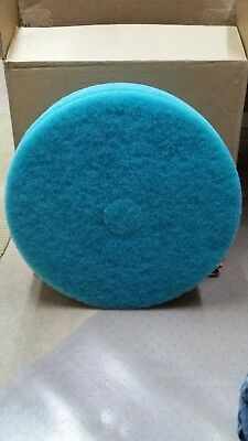 "5ea ETC AQUA PLUS BURNISHING PADS 21"" FLOOR MACHINE SCRUBBER POLISHING BURNISHER"