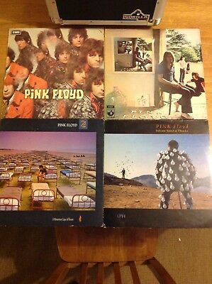pink floyd job lot records