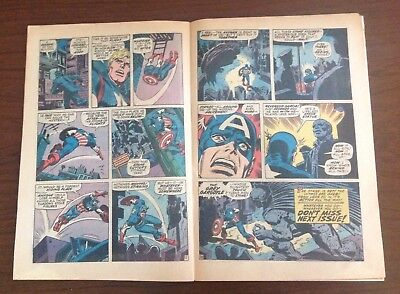 Early Marvel 15 cent comic Captain America and the Falcon! Bid while it lasts!!!