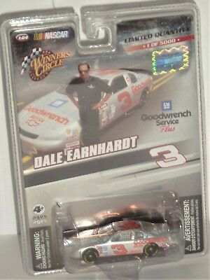 Winner's Circle:*dale-Earnhardt*#3-Goodwrench*1:64-*limited Quantity*-1/5000*