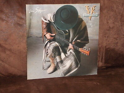 Vinyl-LP: STEVIE RAY VAUGHAN AND DOUBLE TROUBLE - In Step (1989)