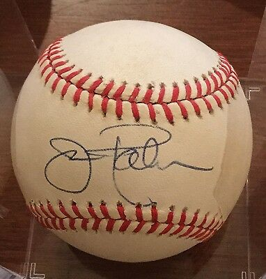 Jim Palmer Autographed Baseball, JSA Authenticated