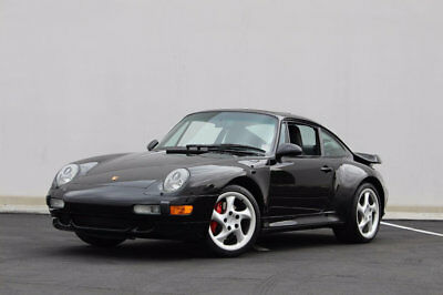 1996 Porsche 911 Turbo Coupe 2-Door 1996 Porsche 911 Turbo Coupe 993 Air Cooled Very Original 1 Owner 9,000 Miles