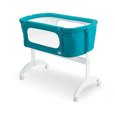 Cradle adjustable to 6 di erent positions in height Maya Blue Ocean Pavone Pali