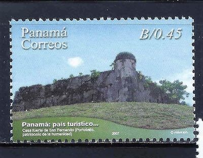 Panama Stamp - Tourism Type Of 2007 #940 Mnh Og
