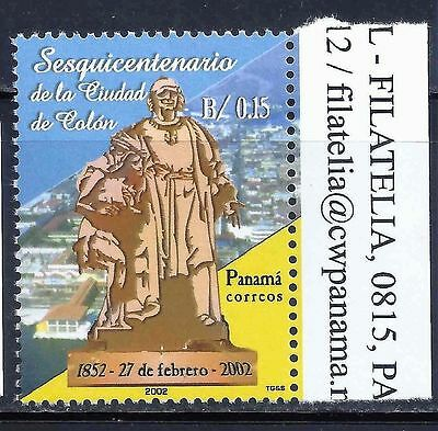 Panama Stamp 2003 -Colon- Scott #912 Mnh Og