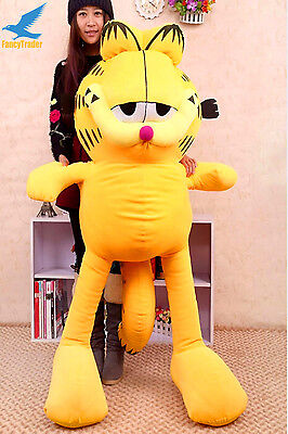 Garfield Cat Toy Stuffed Doll Push Giant Soft Toys doll kid favor Xmas gifts hot