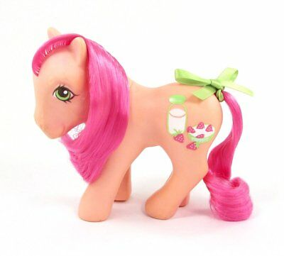 Vintage G1 Sweetberry My Little Pony ~✦ Strawberry Surprise ✦~