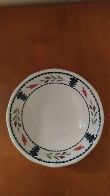 Real English Ironstone Adams Lancaster Cereal Bowl ****Free Shipping!****