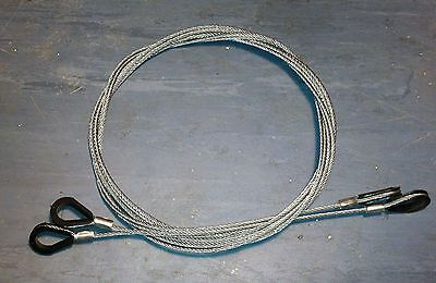 Garador Mk3c Garage Door Cables. Westland and Catnic. With fitting instructions