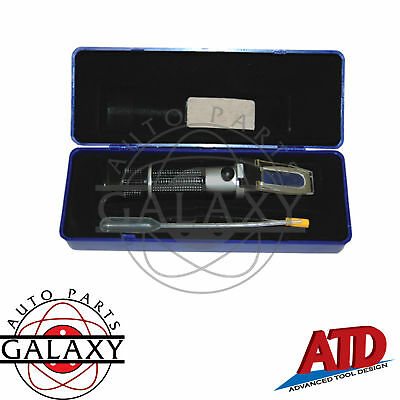 ATD Tools 3705 Brand New Tools High Quality Coolent Refractometer