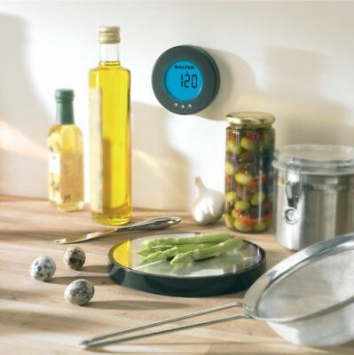 Salter Digital Kitchen Scales Electronic Wall Mount Digital Weighing Food Scale