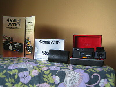 Rollei A 110 New Mint